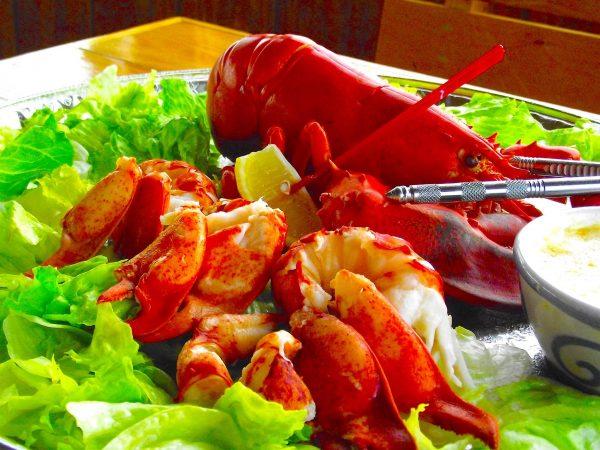 Narragansett seafood restaurants