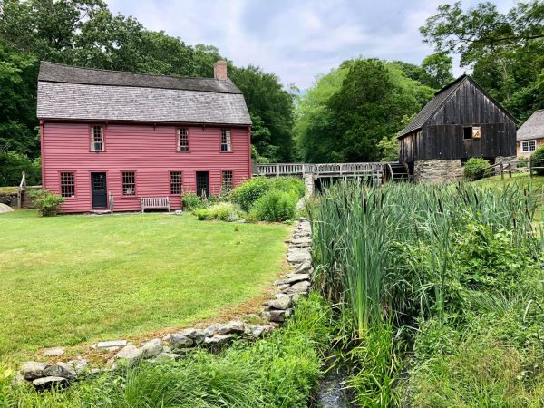 Gilbert Stuart Museum in Rhode Island