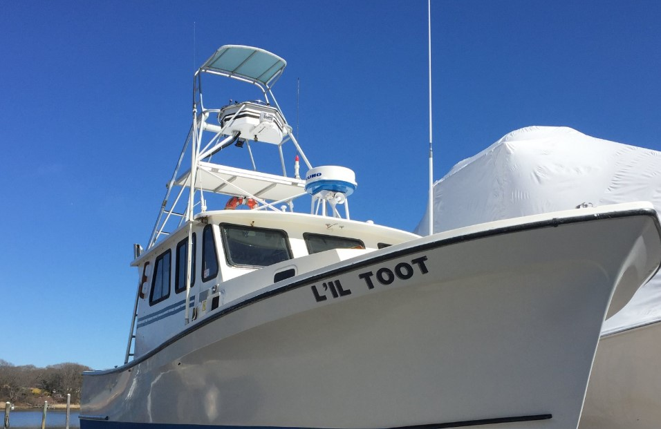 L'il Toot Fishing Charters Narragansett Vacation