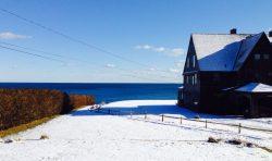 Christmas in Narragansett Winter