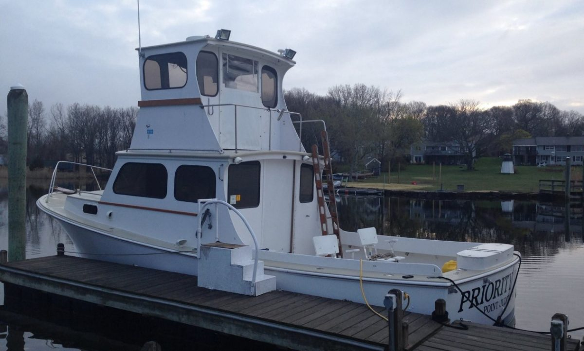 Priority Fishing Charters in Narragansett Rhode Island Near Vacation Rentals