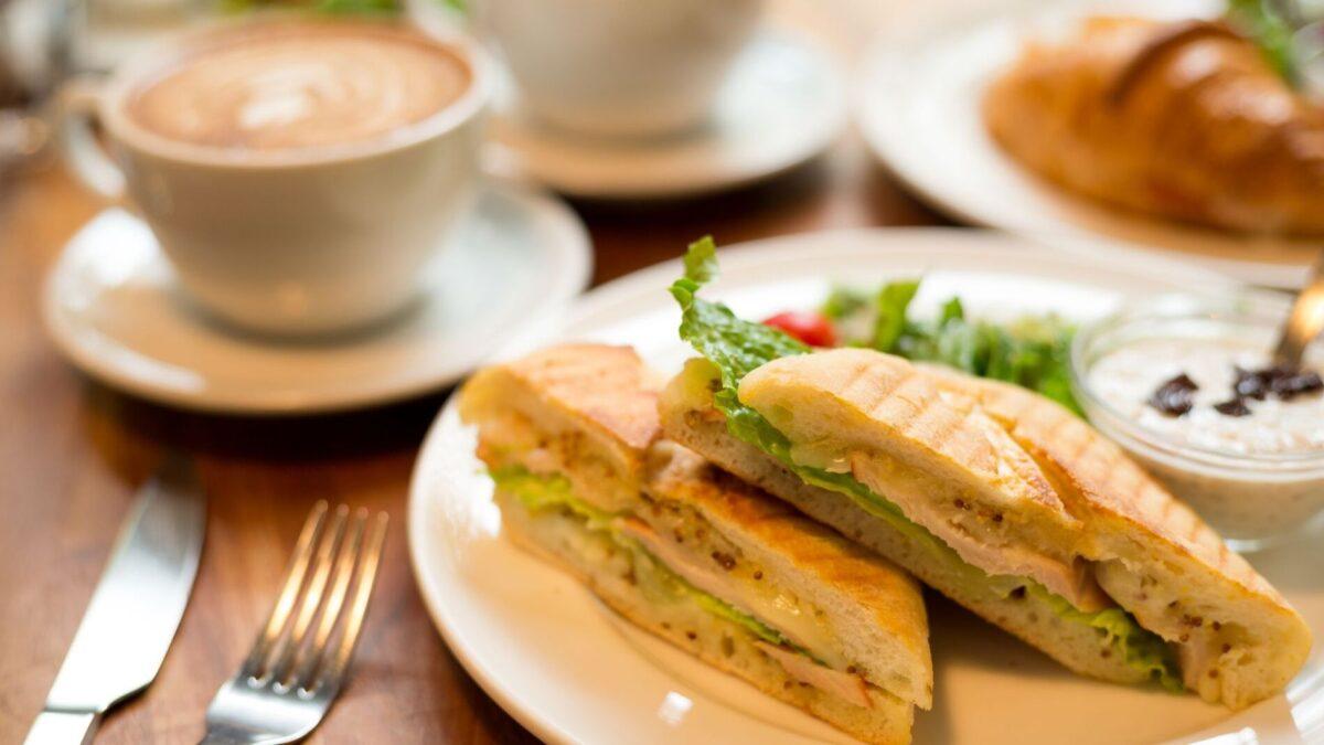 A delicious breakfast at a Narragansett breakfast restaurant